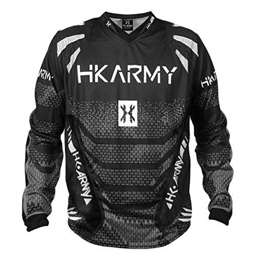 HK Army Freeline Paintball Jersey - Graphite - Large