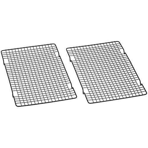 Baker's Secret Nonstick Cooling Rack, Set of 2