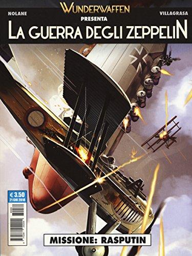 La guerra degli zeppelin: 1