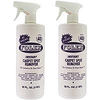 2-Pack Folex Instant Carpet Spot Remover 64 Fl Oz