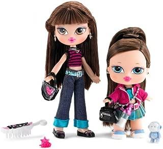 Bratz Kidz Sisterz Kiani and Lilani Dolls