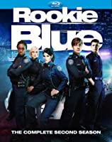 Rookie Blue: The Complete Second Season [Blu-ray] [Import]