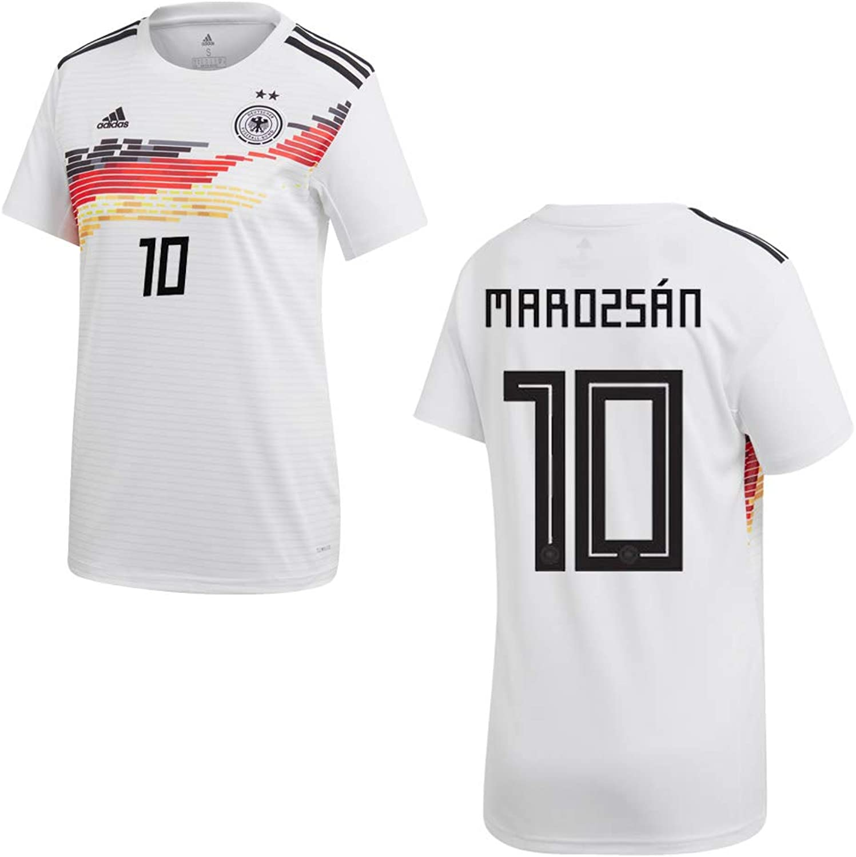 adidas DFB Poloshirt, EM 2017, climacool, für Damen weiß