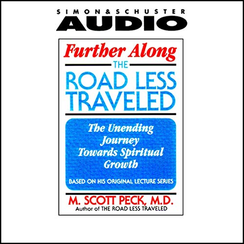 Further Along the Road Less Traveled audiobook cover art