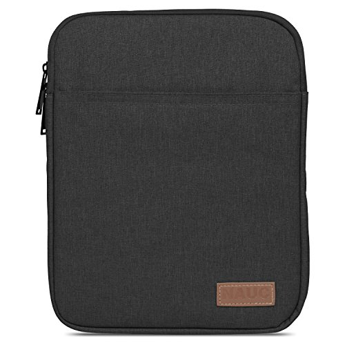 UC-Express Sleeve Hülle kompatibel für Wacom Intuos S Tasche Schutzhülle Cover Grafiktablett Case Etui, Farbe:Schwarz