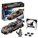 LEGO Speed Champions McLaren Senna Jeu de constructionvoiture, 7 Ans et Plus, 219 Pièces 75892