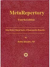 MetaRepertory: Mind-Body-Clinical Index of Homeopathic Remedies