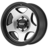 AMERICAN RACING AR923 MOD 12 Wheel with BLACK and Chromium (hexavalent compounds) (15 x 8. inches /5 x 108 mm, -19 mm Offset)