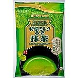 味覚糖 特濃ミルク8.2抹茶 80g×6袋
