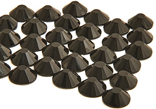 EIMASS® 7747grado A cristal HotFix piedras brillantes FLAT-BACK diamante gemas cristales Bling disfraces, teléfono cubre, artículos personales, color, talla 4 mm