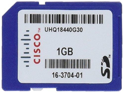 Cisco 1GB SD 1GB SD memory card - memory cards (SD, 2.7-3.6)