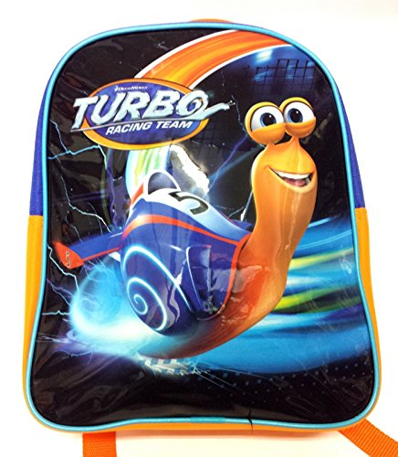 ZAINO ASILO TURBO DISNEY ORIGINALE ZAINETTO SCUOLA NEW OFFERTA 2016