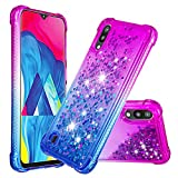 For Samsung Galaxy M10 A10 Case, [Gradient Quicksand