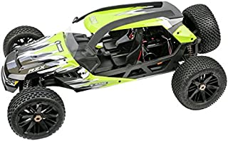 Rage RC RGRC6000 C6000 RZX Ready-to-Run 1/6 Scale 2Wd Brushless Buggy, Green