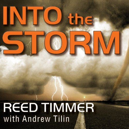 Into the Storm audiobook cover art