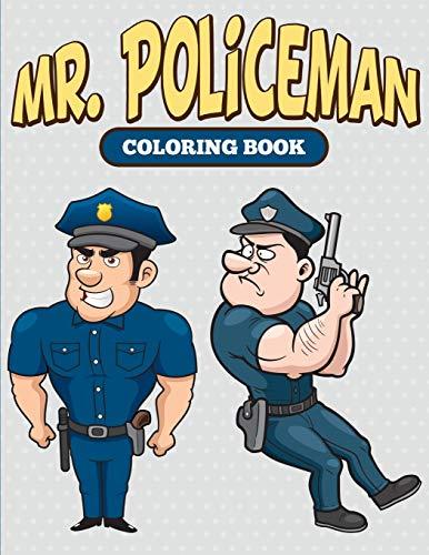 Mr. Policeman Coloring B