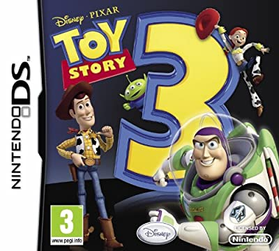 Toy Story 3: The Video Game (Nintendo DS)