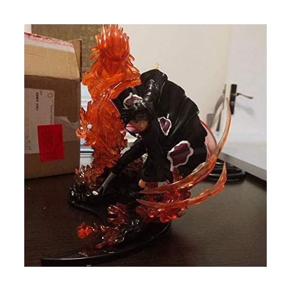 No Estatua de Itachi Uchiha Naruto - Figura de Susanoo - Figura de Anime para niños y niñas Juego The Gift - 7 Modelos… 3