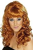 Longue perruque cuivrée femmeCaisse 66499542