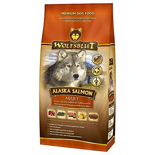 Wolfsblut | Alaska Salmon | 15 kg | Lachs | Trockenfutter | Hundefutter | Getreidefrei
