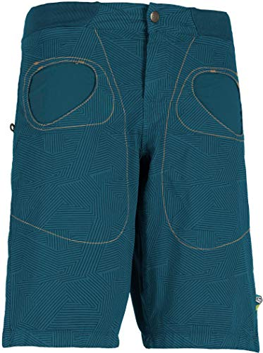 E9 Rondo St Shorts Herren deep Blue Größe S 2020 Hose kurz