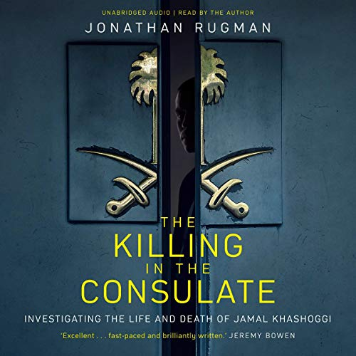 The Killing in the Consulate audiobook cover art