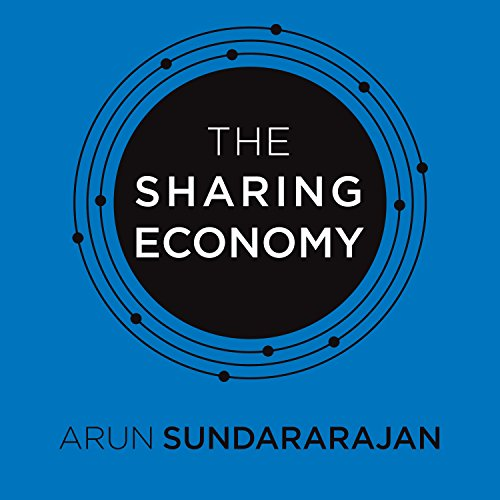 The Sharing Economy audiobook cover art