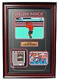 Mike Tyson Signed Original Punch-Out NES Video Game Cartridge Framed JSA COA