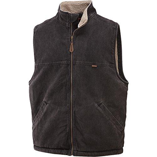 Wolverine Men's Upland Vest, Black, S