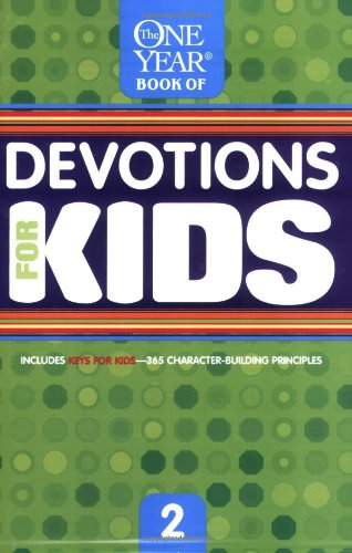 Devotions for Kids (2)