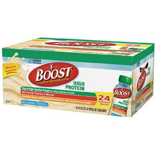 SCS Boost High Protein Drink - Vanilla - 24 Pk.