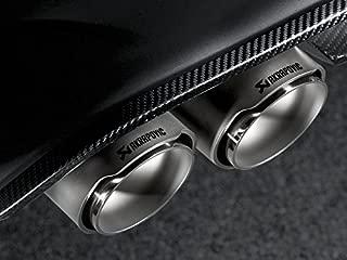 Akrapovic 14-17 BMW M3/M4 (F80/F82) Tail Pipe Set (Titanium)