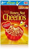 Honey Nut Cheerios Gluten Free Breakfast Cereal, 17 oz