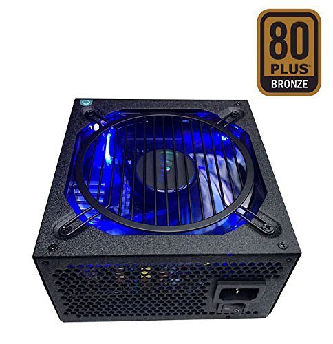 Apevia ATX-SN1050W Signature 1050W 80+ Bronze Certified Active PFC ATX Modular Gaming Power Supply Georgia