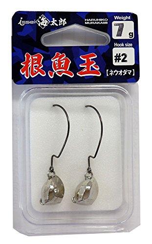 イッセイ海太郎(Issei Umitaro) 根魚玉 7g #2.