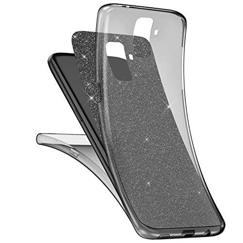 EUWLY Housse The Protection pour Galaxy S9 Plus,Ultra Mince Slim étui en Cuir Coque à Rabat Magnétique Housse Slim Mince Anti Choc Case avec Dragonne et Fentes de Carte de Crédit