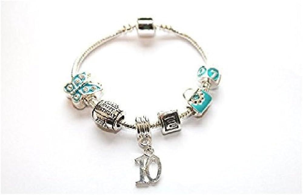 Child bracelet liberty blue cloud
