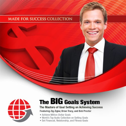The BIG Goals System audiobook cover art