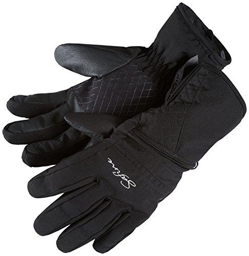 etirel Damen - Handschuh Somaya, red,6,5