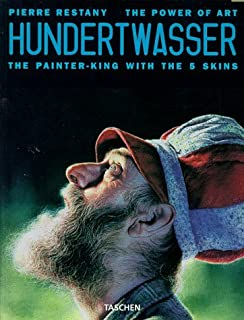Hundertwasser: The Painter King with the 5 Skins (Taschen Basic Art Series) by Pierre Restany (30-Oct-1998) Paperback