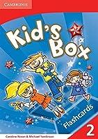 Kid's Box 2 Flashcards.
