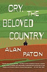 Order Cry the Beloved Country by Alan Paton