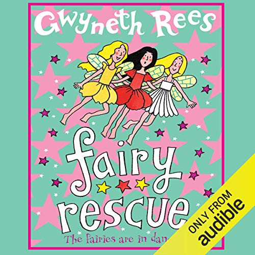 Fairy Rescue audiobook cover art