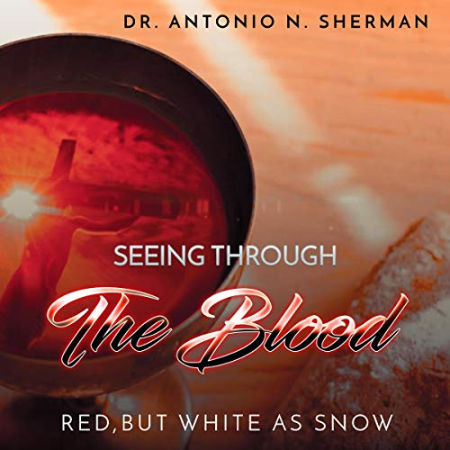 Couverture de Seeing Through the Blood...