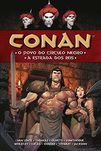 Conan - volume 11: O povo do círculo negro