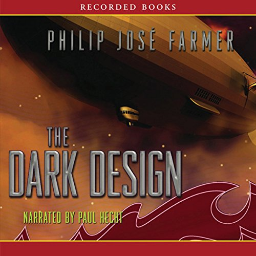 The Dark Design audiobook cover art