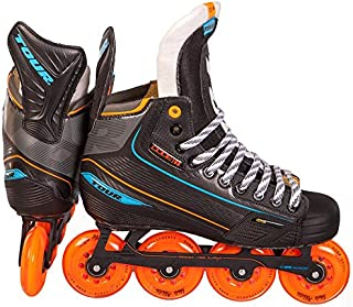 Tour Code 1 Senior Inline Hockey Skates Black
