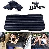 YSYDE Matratze mit Luftpumpe/aufblasbares Hochleistungsauto Matratze-Bett für Minivan-Rücksitz Erweiterte Matratze-Mobiles aufblasbares Luftbett-Kissen Für Schlafruhe und intime Bewegung