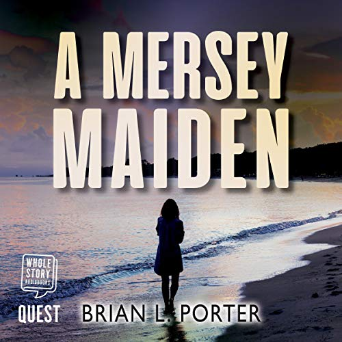 A Mersey Maiden audiobook cover art