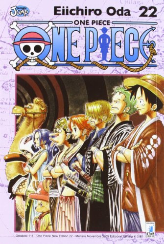 One piece. New edition (Vol. 22)